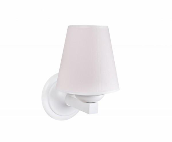 Wandlampe Puderrosa